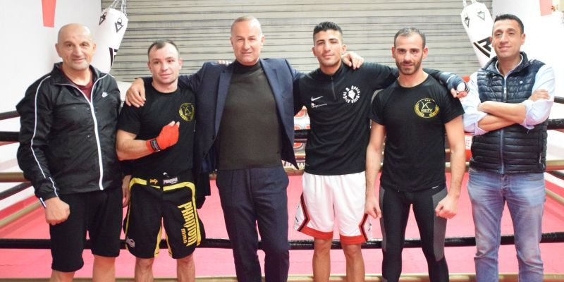 Kety's Fight Night: Lokalmatador Omar Siala boxt in Hameln